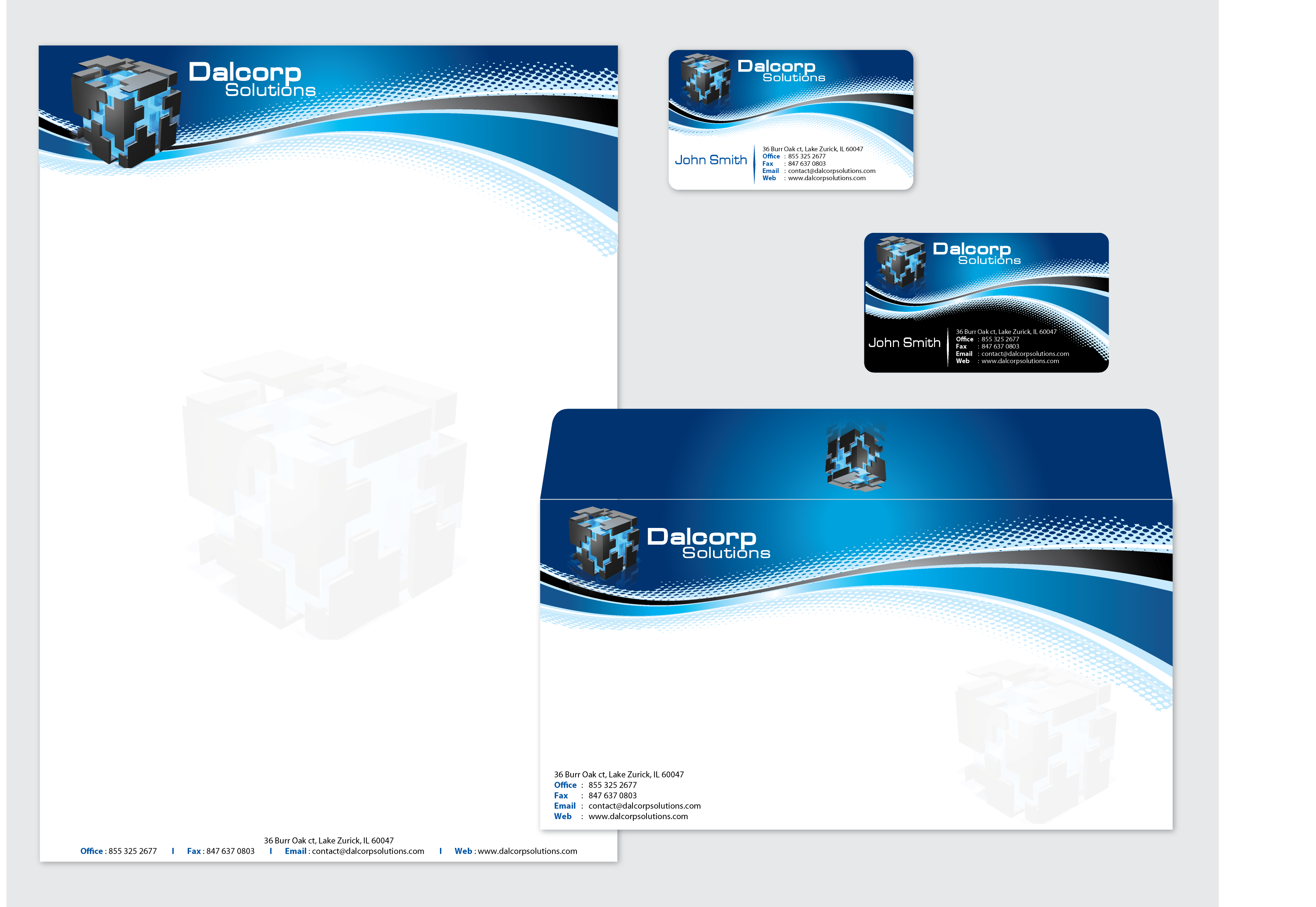 Check out this design for Create a business card, letterhead and ...