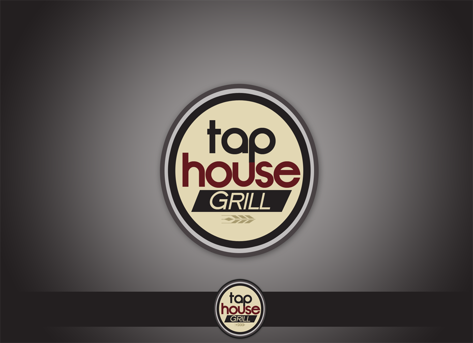 Check out this design for Tap House Grill by MycroBurst.com