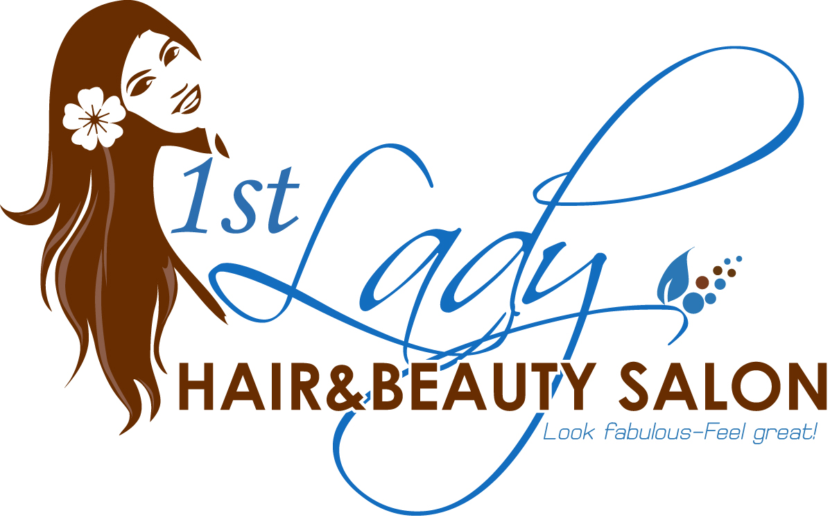 Top Logo Design For Beauty Parlour Check Out This 1st Lady