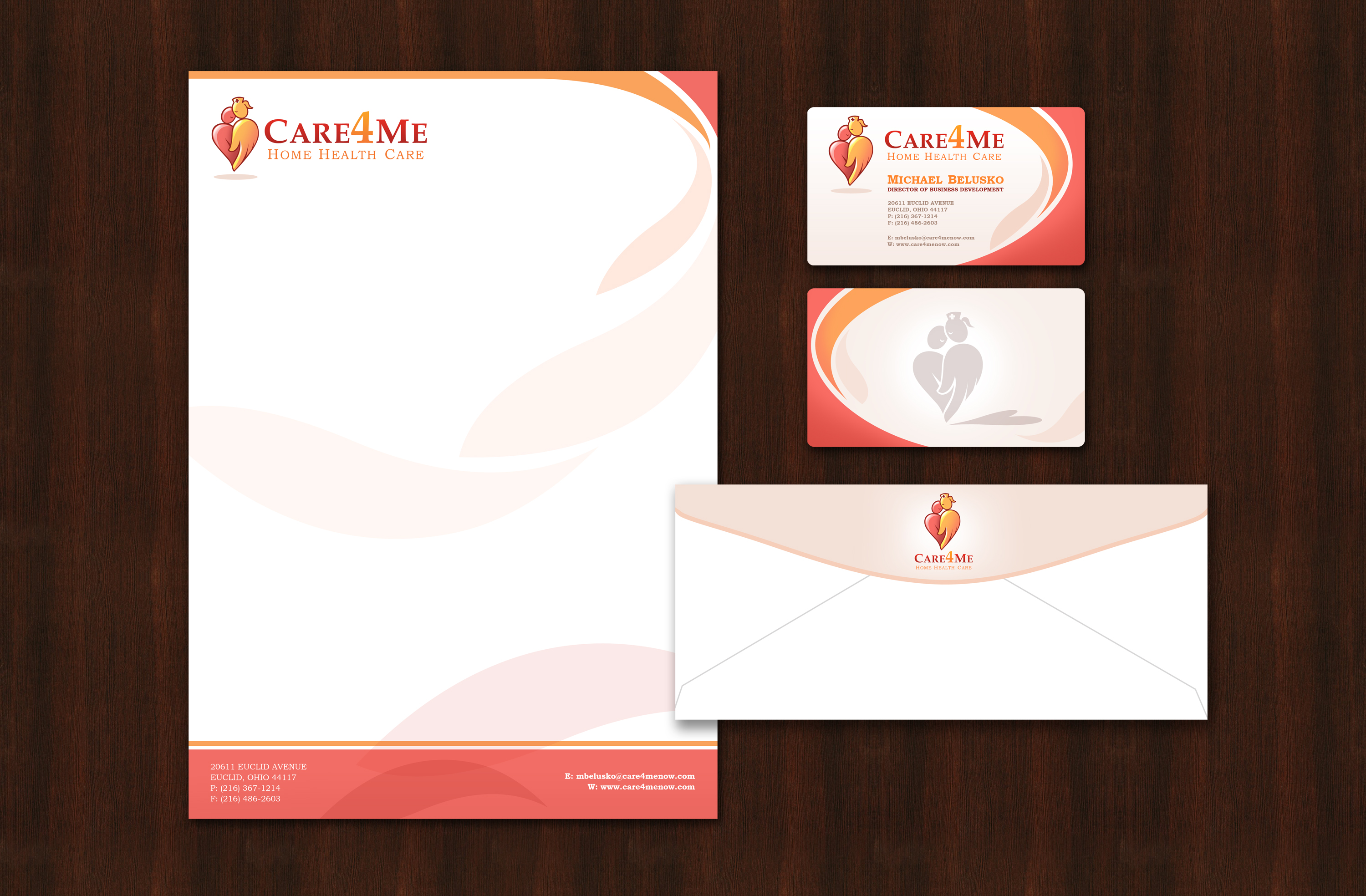 Check out this design for Business Card/Stationery/Envelope Design ...