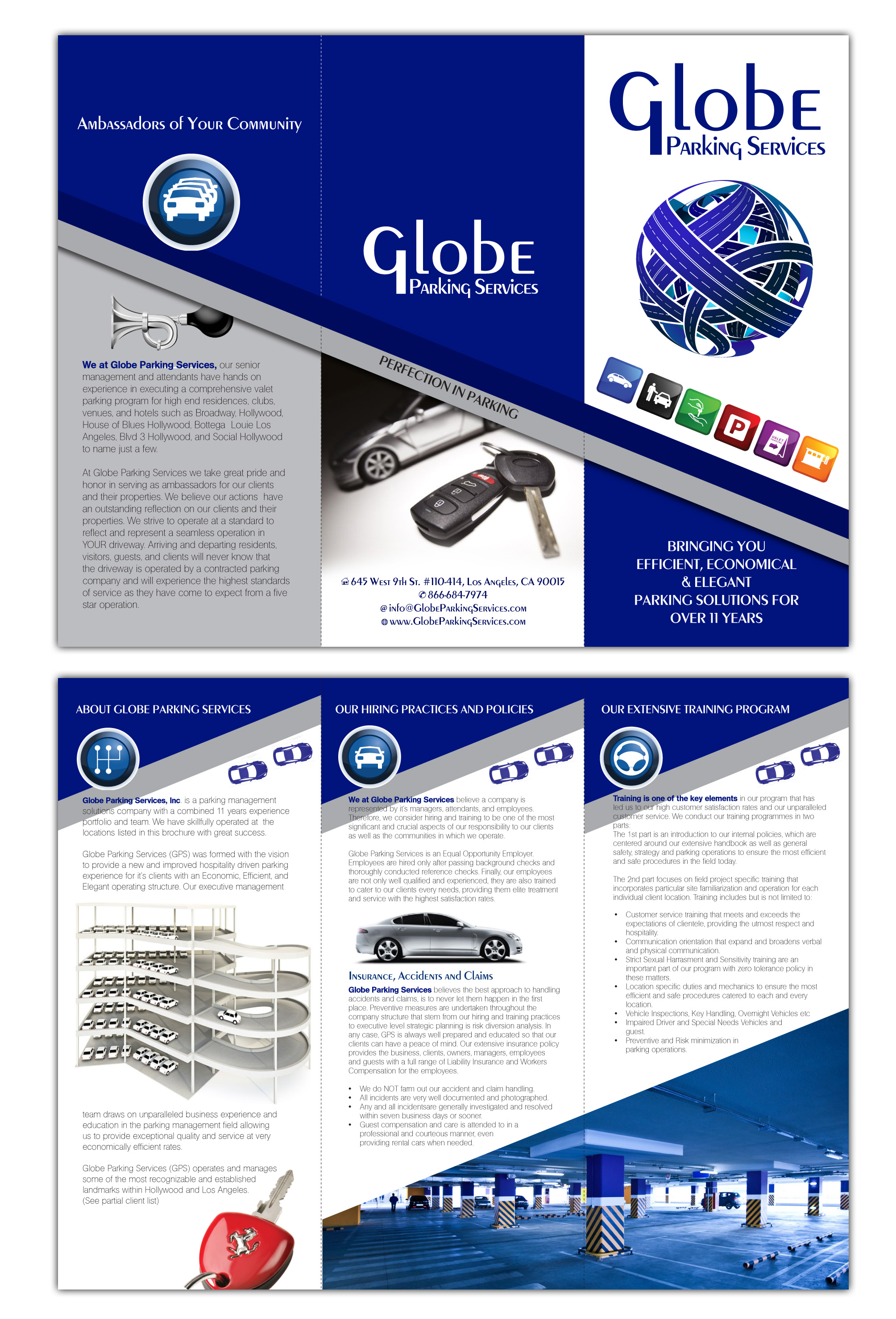 Check out this design for Brochure / Flyer Design for ...