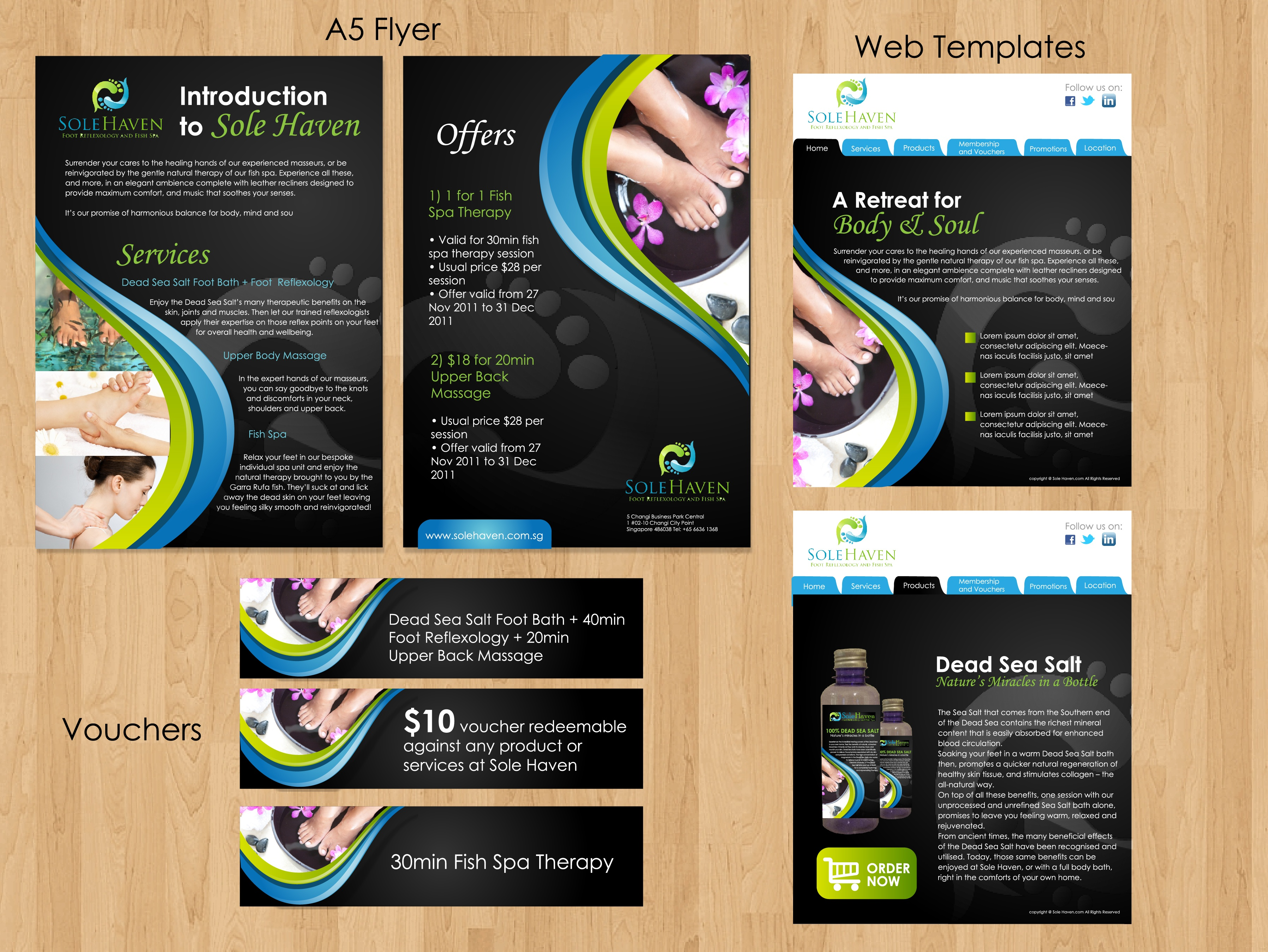 Check out this design for Flyer edm web template product label – Product Label Template