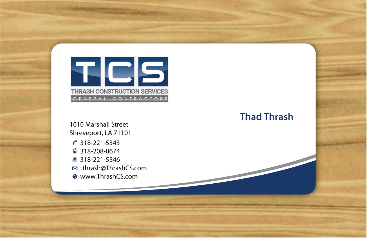 Check out this design for thrash construction services by mycroburst reheart Images