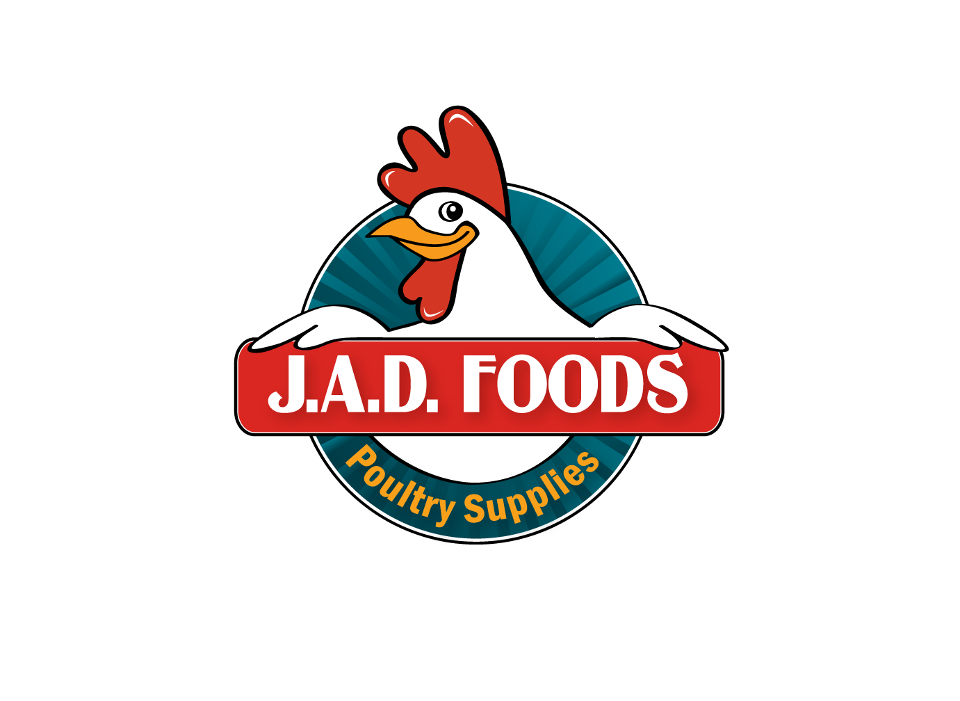 Chicken logo design - photo#15