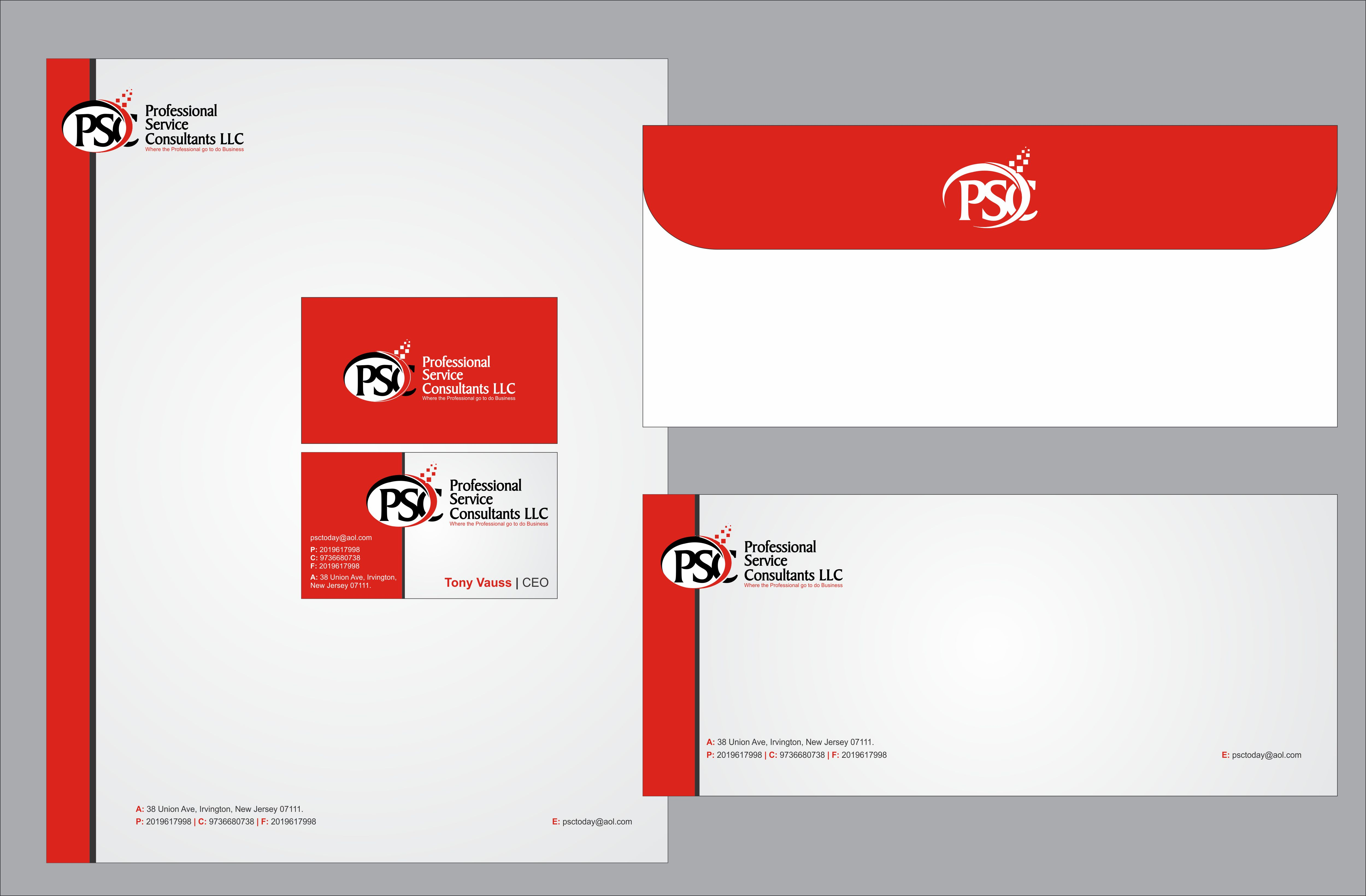Check out this design for Business Cards, Letterhead, Presentation ...