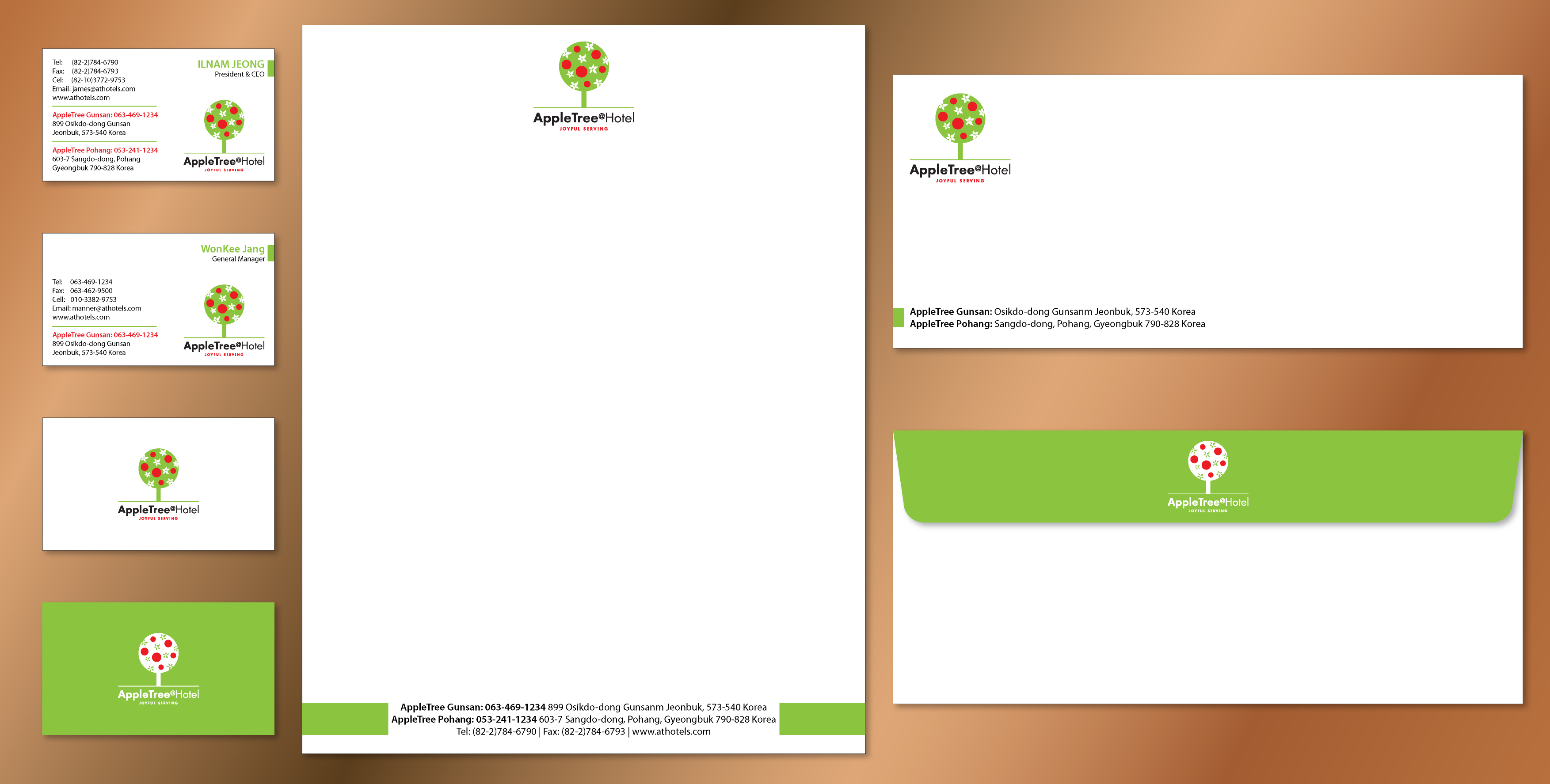 Check out this design for BUSINESS CARDS, LETTERHEAD, ENVELOPES, FAX ...