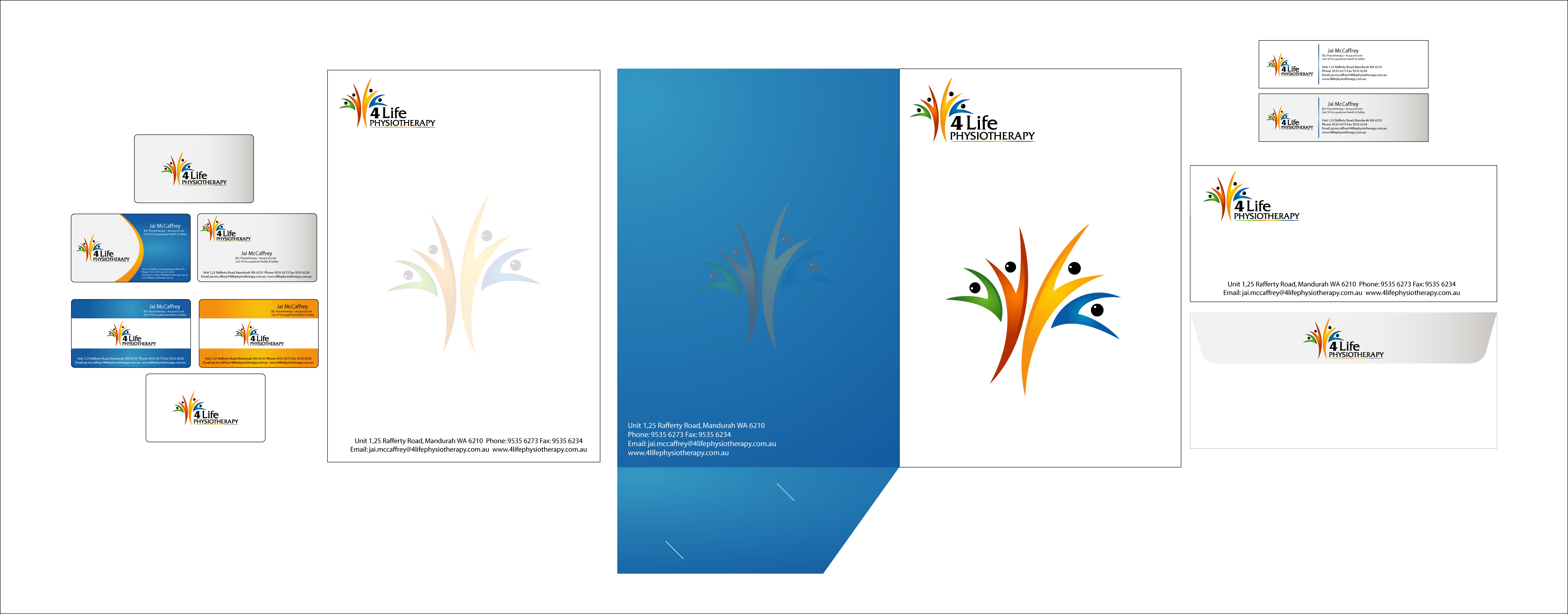 Check out this design for Business Cards Stationary Letterhead