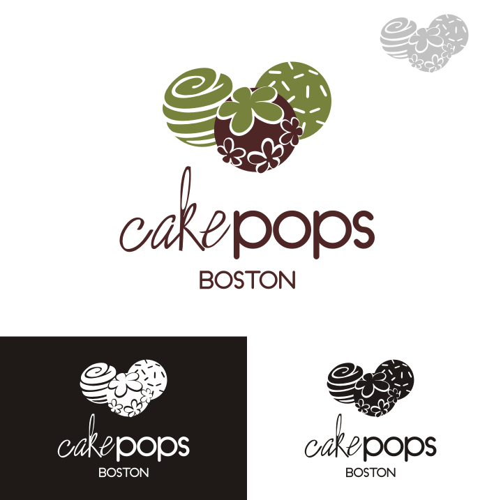 Check out this design for cake pops boston by MycroBurst.com