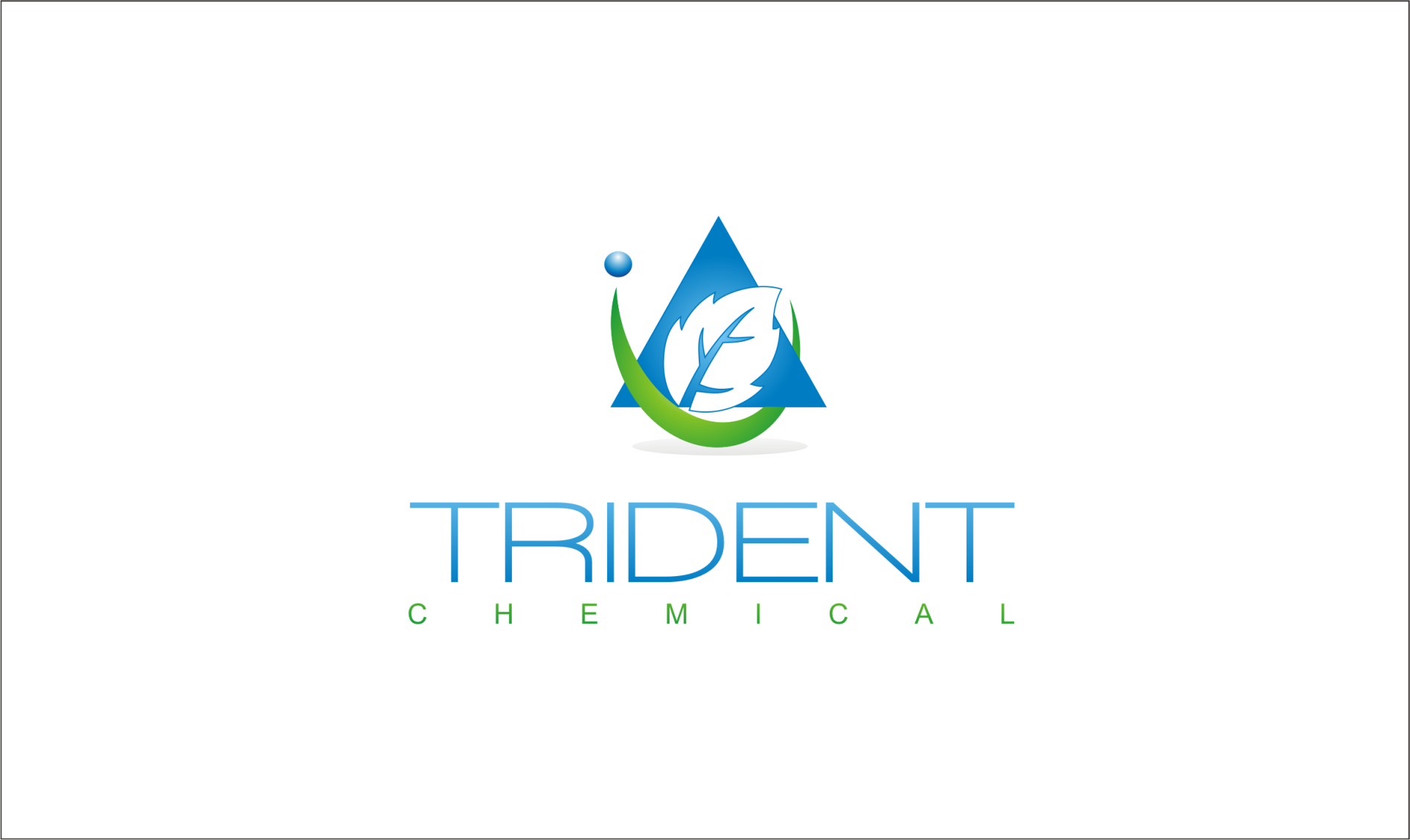 Check out this design for TRIDENT CHEMICAL by MycroBurst.com